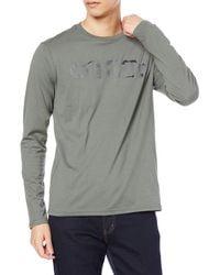 Oakley Mark II L/S Tee T-Shirt - Grau