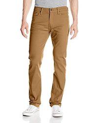 Levi's 513-slim Straight Jean - Multicolor