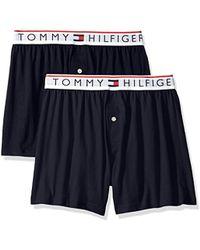 Tommy Hilfiger - Underwear Modern Essentials Knit Boxers - Lyst