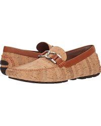 ea7c568c8bc Lyst - Donald J Pliner Derrik Driving Style Loafer in Gray for Men