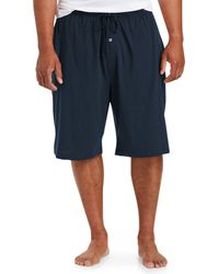 Amazon Essentials Knit Pajama Short Shorts - Blue