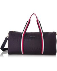 Tommy Hilfiger Duffle Bag Classic Canvas - Blue