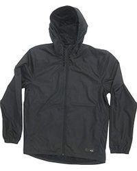 700f26bf36a Lyst - Oakley 365 Windbreaker Jacket in Black for Men