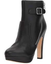 Nicole Miller Barletta-nm Fashion Boot - Black