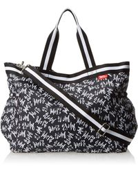 LeSportsac Ashley Tote Tote Bleeker One Size - Black