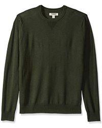 Goodthreads - Merino Wool Crewneck Sweater - Lyst