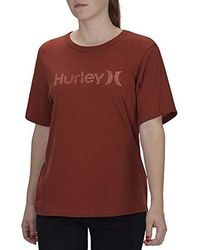 Hurley - One And Only Perfect Crew - Lyst