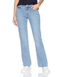 5a00189caf2 Levi's 715 Vintage Bootcut Jeans in Blue - Lyst