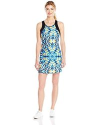 Nanette Lepore - Play Mayan Ikat Printed Dress - Lyst