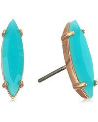 Rebecca Minkoff - Sparkler Stud Earrings - Lyst