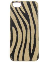 Lucky Brand Zebra Iphone Case - Multicolor