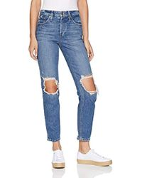 Joe's Jeans - Smith High Rise Straight Ankle Jean - Lyst