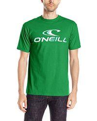 O'neill Sportswear - Throttle T-shirt - Lyst