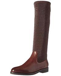 1d28eaff03d Lexi Grand Stretch Boot Mid Calf - Brown