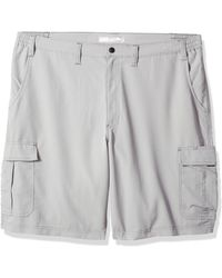 Lee Jeans Big and Tall Performance Cargo Short - Metallizzato