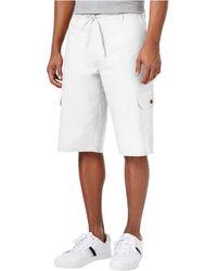 Sean John Linen Short - White
