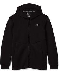 Oakley Enhance Qd Fleece Jacket 9.7 Giacca - Nero