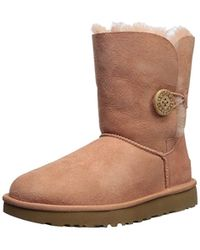 dd2e5c3a480 UGG 'thomsen' Waterproof Leather Knee High Boot in Brown - Lyst