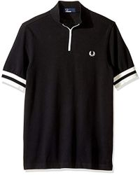 Fred Perry - Cycling Shirt - Lyst