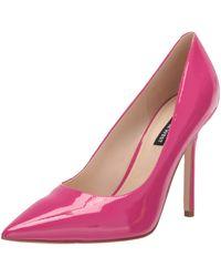 Nine West Womens Pump - Pink