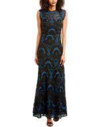 Shoshanna Raven Gown - Blue