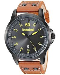 Timberland Eastham Watch - Black