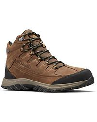 Columbia Terrebonne Ii Mid Outdry Trail Boot - Black