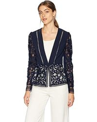 99845816f Lyst - Women s Ted Baker Blazers and suit jackets On Sale