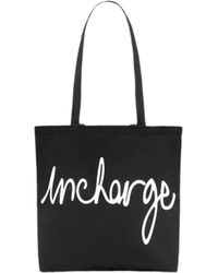 Diane von Furstenberg Incharge Tote Bag - Black