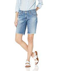 AG Jeans Nikki Short - Blue