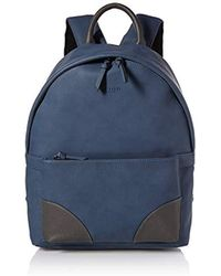 24691aa1b594d2 Lyst - Ted Baker Rayman Backpack - in Blue for Men
