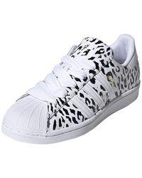 adidas Originals - Mens Super Star Sneaker - Lyst