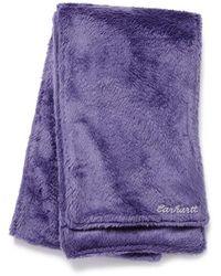 Carhartt Ultrasoft Fleece Scarf - Purple