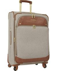 Tommy Bahama Carry On Luggage - Brown