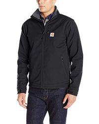 Carhartt Crowley Jacket (regular And Big & Tall Sizes) - Black