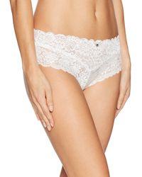 Guess Lace Culotte - White