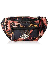 Billabong Zip It Waist Pack - Multicolor