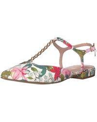 Nanette Lepore Angelina Flat Sandal - Multicolor