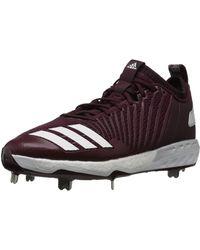 adidas Freak X Carbon Mid Baseball Shoe - Multicolor