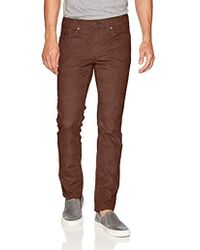 U.S. POLO ASSN. Corduroy Pant - Red