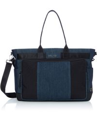 DIESEL Urbhanity Bagote-shopping Bag - Blue