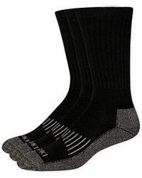 3 Pack Unisex New Balance Knitted Logo Ventilation 3//4 Socks Sizes from 3 to 12