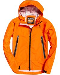 Superdry - Hydrotech Waterproof Jacket - Lyst