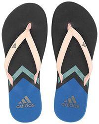adidas - Eezay Flip Flop - Lyst