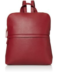 Amazon Essentials Dome Backpack - Red