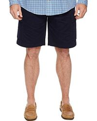 Lacoste - Broken Twill Cargo Bermuda Shorts - Lyst