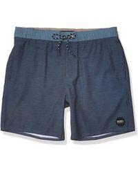 O'neill Sportswear Combo Volley Boardshorts - Blau