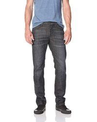 James Jeans Travis Straight Leg Jean - Blue
