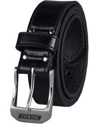 Dickies Industrial Strength Bridal Belt - Black