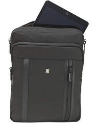 Victorinox Werks Professional 2.0 Crossbody Laptop Bag - Black